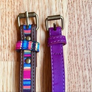 Other - Girls' belts